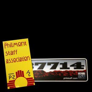 PSA Stickers