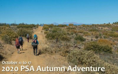 2020 Autumn Adventure Trek